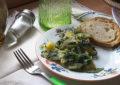 Padella di verdure miste e patate