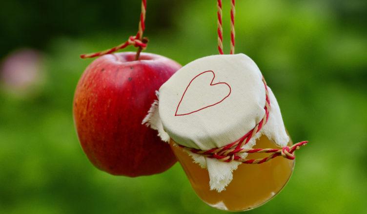 Confettura di mele ai sentori di cannella e rum