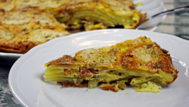 Tortino di patate tirolese