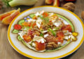 Insalata di finocchi arance e noci