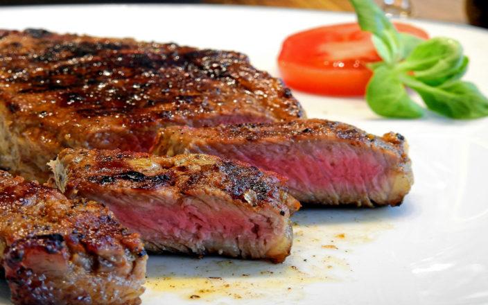 Bistecca perfetta grigliata