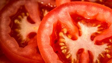 Il gusto umami di pomodori maturi