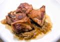 Cosciotto di agnello arrosto, ricetta abruzzese