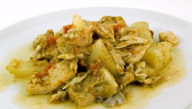 stoccafisso all'anconetana il piatto simbolo di Ancona