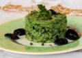 Broccoli ripassati con ricotta e olive nere
