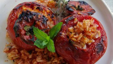 I pomodori al riso, la ricetta tradizionale romana