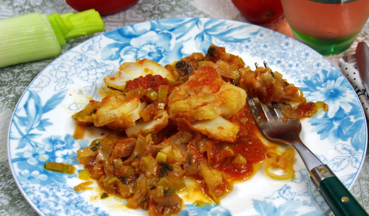 Baccalà con i porri, la ricetta tradizionale pugliese