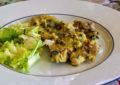 Bistecca di filetto alla siciliana in salsa d'uovo