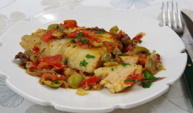 Filetti di cernia alla matalotta, la ricetta tradizionale