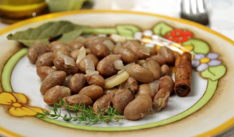 La insalata di fagioli alla piemontese