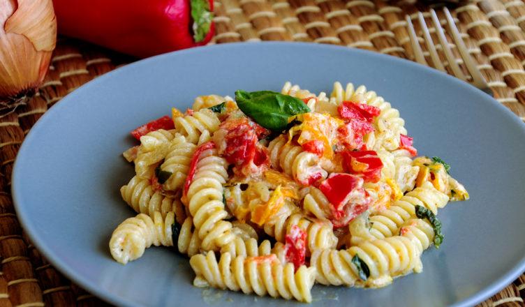 Pasta ai peperoni, ricetta siciliana