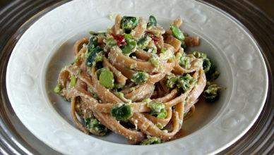 Pasta fave e ricotta, la ricetta tradizionale siciliana