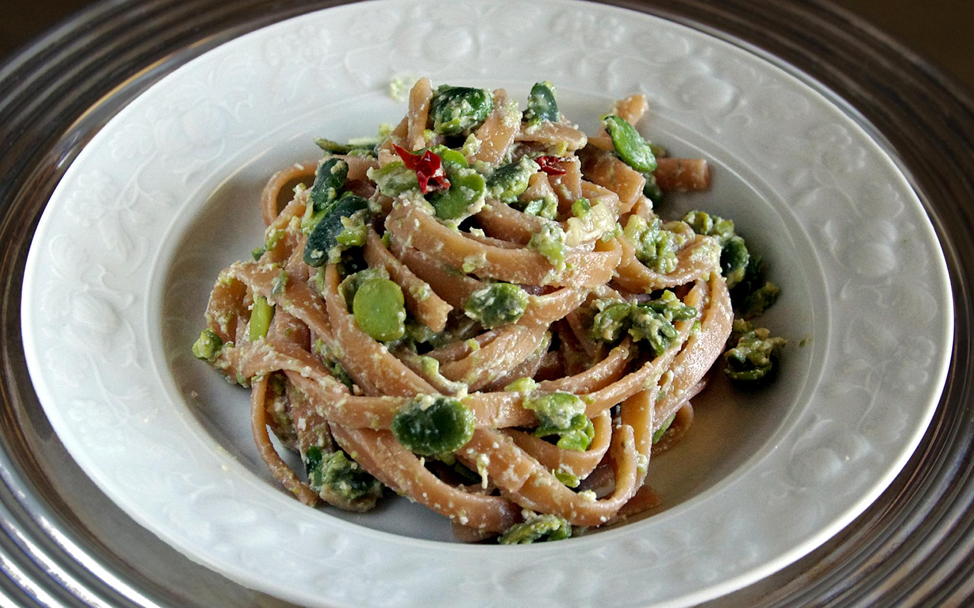 Ricetta Gnocchi Asparagi Fave E Ricotta.Pasta Fave E Ricotta La Ricetta Tradizionale Siciliana