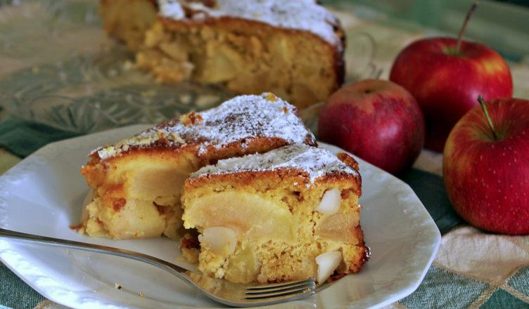 Torta con le mele, la ricetta tradizionale di Ferrara