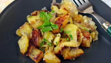 Patate e porri, ricetta tradizionale lombarda