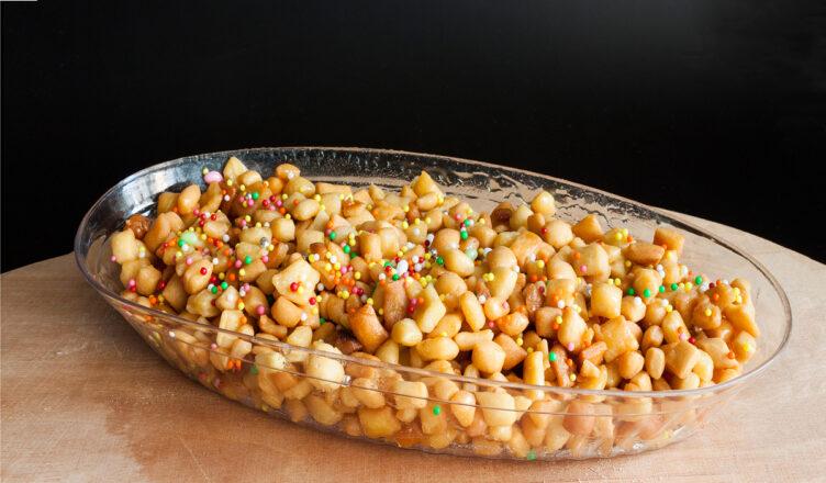 La ricetta della cicerchiata, il dolce giusto da Natale a Pasqua